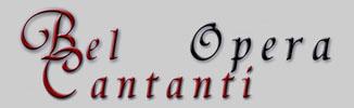 Bel Cantanti Opera